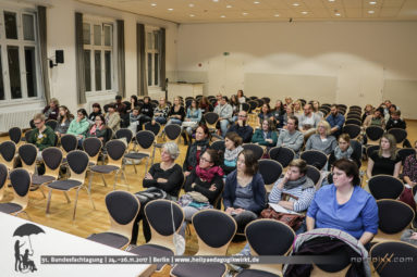 24.11.2017, 51. Bundesfachtagung BHP, Berlin