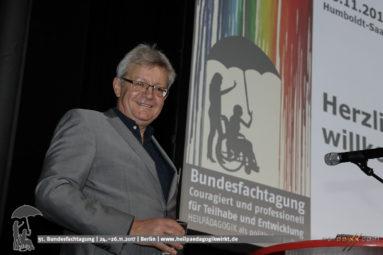 25.11.2017, 51. Bundesfachtagung BHP, Berlin