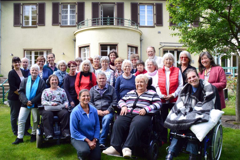 Chor der Fürst-Donnersmarck-Stiftung